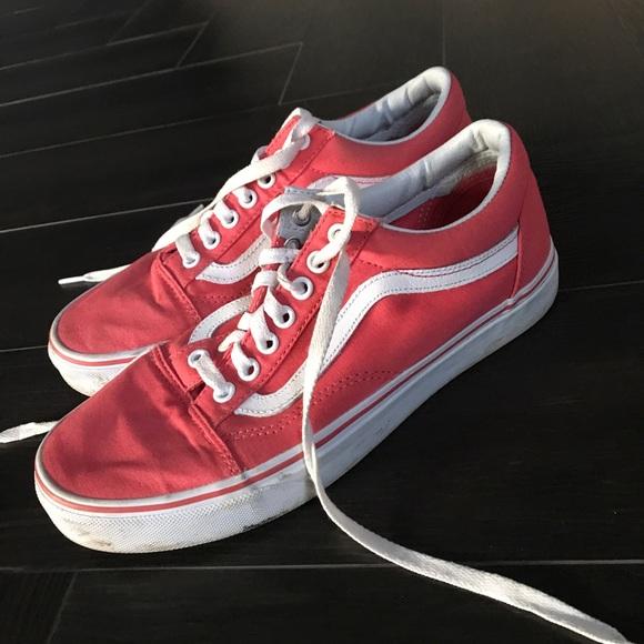 8caec11a95 Vans sneakers salmon pink. M 5c12dae4bb7615887cf17ea1
